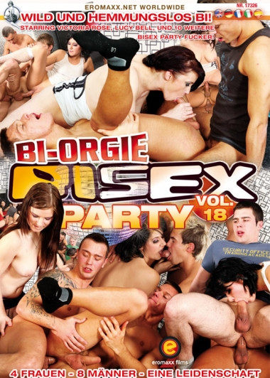 BiSex Party 18 - Bi-Orgie Bisexuals