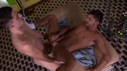 Rough Anal Fuck At Asylum Gay Porn Movie