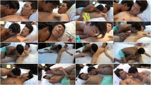 AE 056 - James & Lay - Sweet Lovers! HD Asian Gays