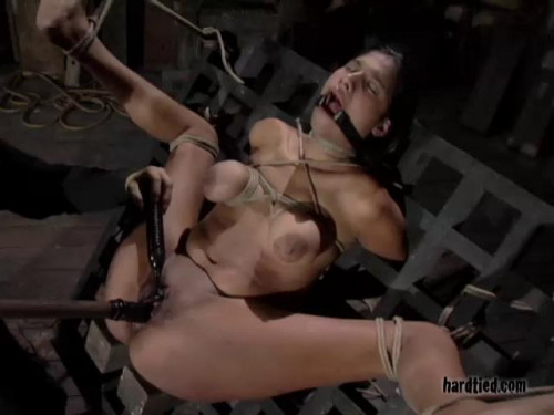 DOWNLOAD from FILESMONSTER: bdsm Then with one rope around her neck, shes ordered to strip