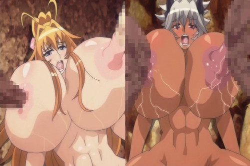 Himekishi & Onna Senshi Anime and Hentai
