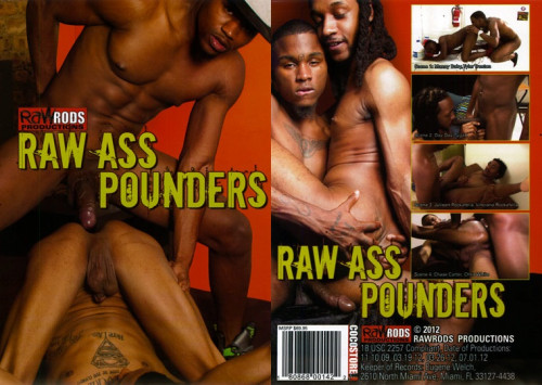 Raw Ass Pounders vol.1 Gay Movie