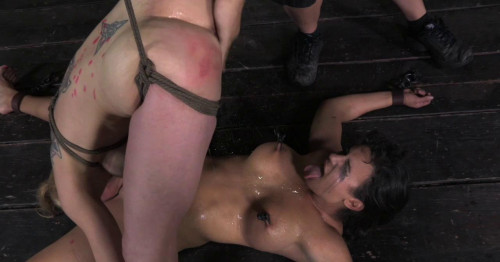 Bent Back Bitch Part III BDSM