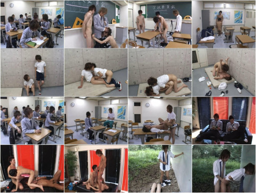 School Boys 2 Asian Gays