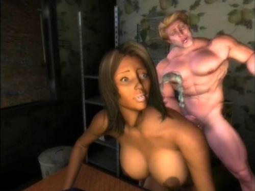 2funky4u 3D Porno
