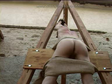 Discipline4Boys - Prison Punishment 3 Gay BDSM