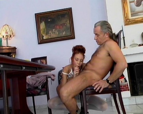 Euro Legs Vol 18, scene 4 Old and Young