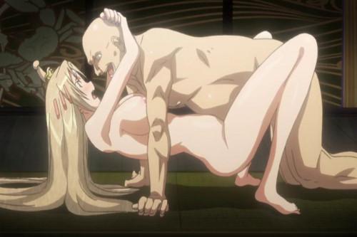 Shikkoku no Shaga The Animation part2 Anime and Hentai