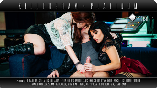 Rina Ellis And Lucia Love – Sex Brits And Rock N Roll FullHD 1080p