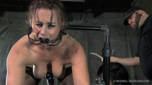 Return of the Panty Sniffing Perverts - Bella Rossi and Elise Graves BDSM