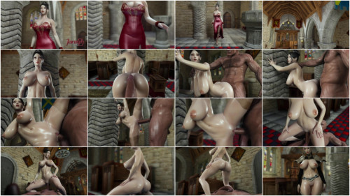 Secret of Beauty part 3 3D Porno