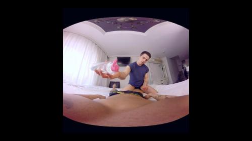 Virtual Real Gay - My Boss Gay 3D stereo