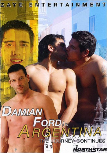 Damian Ford In Argentina Gay Movie