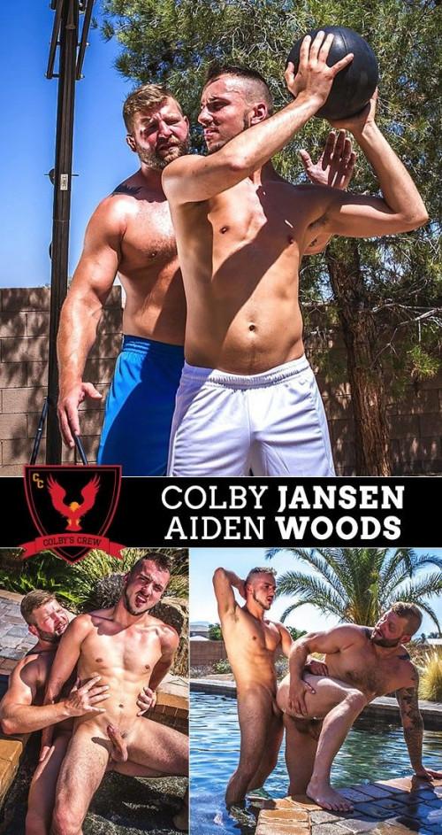 ColbysCrew - Shooting Hoops Gay Clips