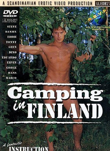 Camping in Finland 1 Gay Movie