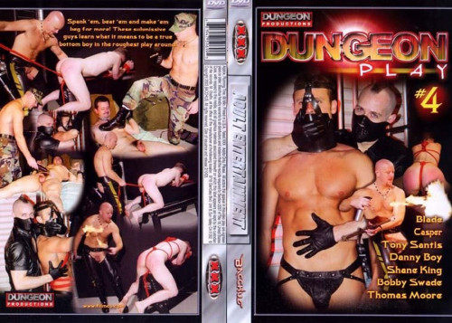Dungeon Play vol.4 Gay Movies