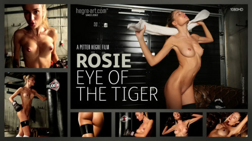 Rosie - Eye of the Tiger Erotic&Softcore