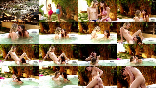 DOWNLOAD from FILESMONSTER: lesbians Ariana Marie, Kota Skye Sprint And Soak (2015)