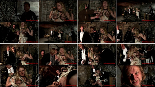 Wench Magda Endures Extreme Torture Breast & Pussy – BrutalDungeon