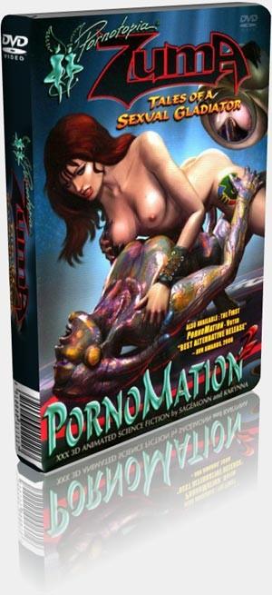 Pornomation 2: ZUMA tales of a sexual gladiator Cartoons