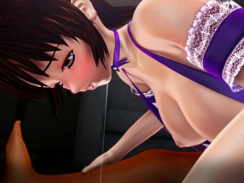 The Broken Bride 3D Porno
