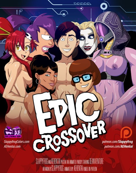 Epic Crossover Cartoons