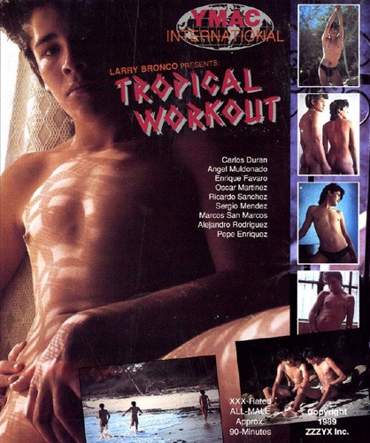 Tropical Workout Gay Movie