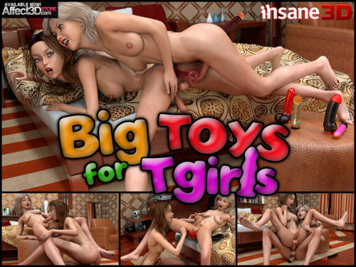 Big Toys For Tgirls