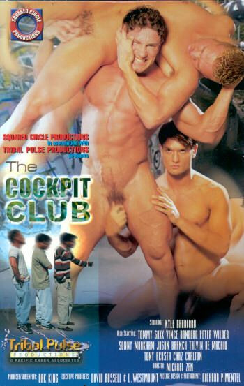 Tribal Pulse Productions – The Cockpit Club (2000) Gay Movie