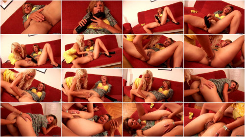 DOWNLOAD from FILESMONSTER: fisting and dildo Scharlotte Peluchi Fisted In Her Coochie