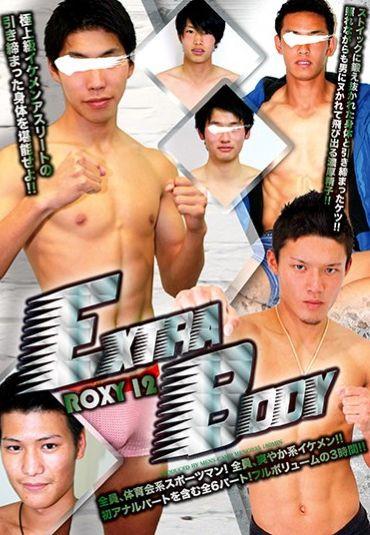 Roxy 12 - Extra Body Gay Asian