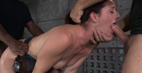 Dungeon Slave Sexy Cici Strictly Restrained BDSM