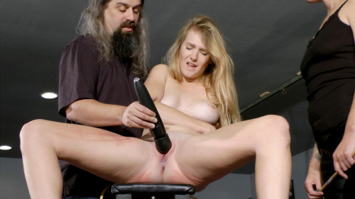 Ashley Lane - Crash Test Slave BDSM
