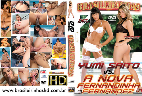 DOWNLOAD from FILESMONSTER: latino Yumi Saito vs. a Nova Fernandinha Fernandez