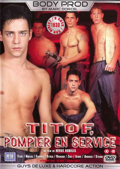 Titof Pompier En Service Gay Movies