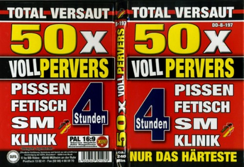 50 x voll Pervers