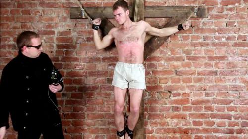 Rebellious Slave Roman (1080p) Gay BDSM
