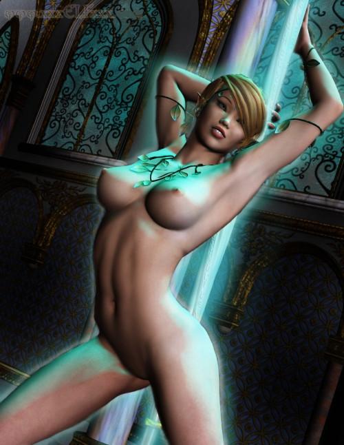 xxxElfxxx SexCraft Comics