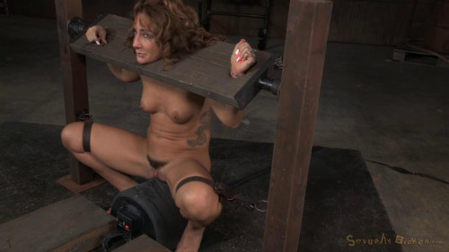 DOWNLOAD from FILESMONSTER: bdsm Epic bondage squirtfest!! Savannah Fox roughly fucked by BBC, multiple squirting orgasms!