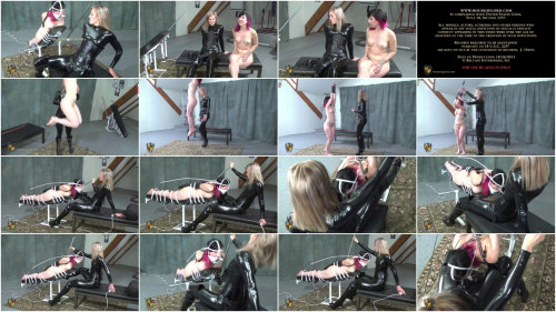 Houseofgord - Tilt Suck Training for Trinity - Part III HD 2015 BDSM