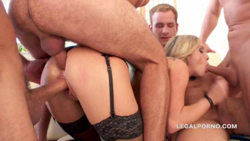 Gangbang Sperma Party With DP & DAP