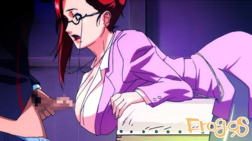 [ANIMATED H-GAME] Love Fetish Series Vol.2 Paizuri Hen Hentai