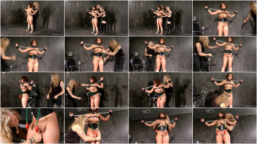 Cassie Cane - Tormented Pain Slave BDSM