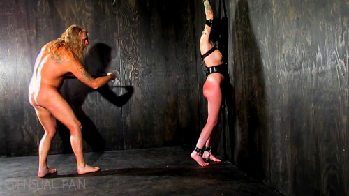 Sensualpain - Sep 10, 2016 - Slave Punishment Board Cleared - Abigail Dupree BDSM