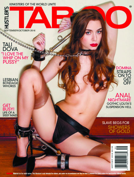 Hustlers Taboo usa (2016) Magazines