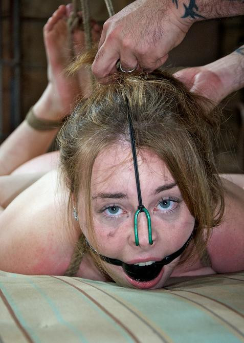 Magic torture for the young body BDSM
