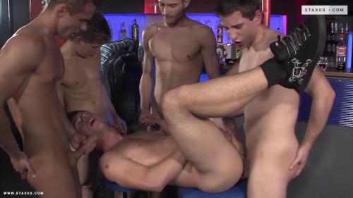 James Byron, Jerry Brand, Nikolas Markov, Peter Village and Thomas Dyk Gay Porn Clips