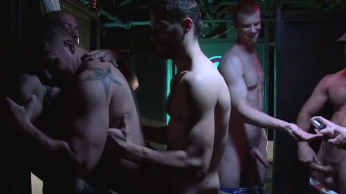 DOWNLOAD from FILESMONSTER: gays Golden Gate Season 5 The Cover Up,Episode 3 Gerking Around