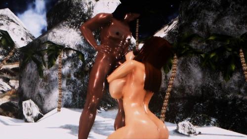 Sexy 3D Porno