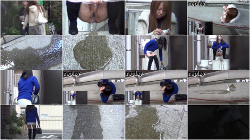Piss Japan TV Outdoor Pissers 20 Hidden Cam Sex